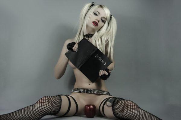Sexy Misa Amane Cosplay