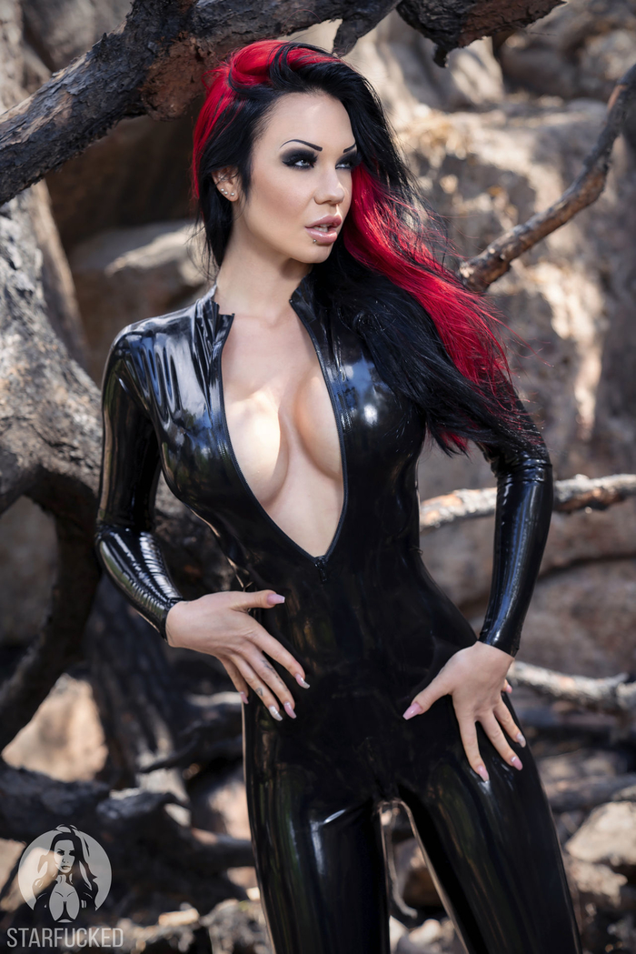 Nude Black Widow Cosplay - Starfucked