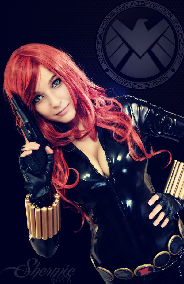 Black Widow Cosplay - Shermie Cosplay