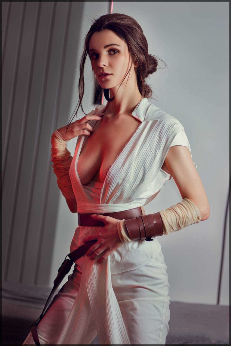 Star Wars Lewd And Nude Rey Cosplay By Shae Underscore