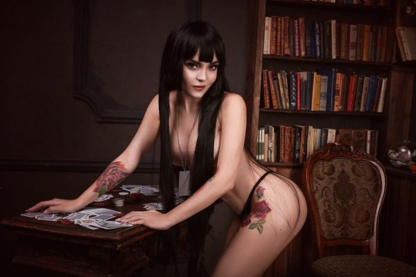 The Best Lewd and Nude Yumeko Cosplay Collection